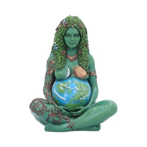 Nemesis Now Ethereal Mother Earth Gaia Art Statue 17.5cm Painted Figurine
